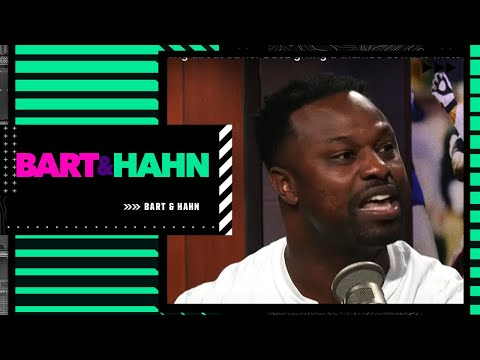 Bart Scott gets FIRED UP talking about Javier Baez giving a thumbs down to Mets fans | Bart and Hahn