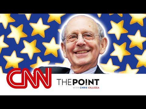 Stephen Breyer gave an important hint about his future on the Supreme Court