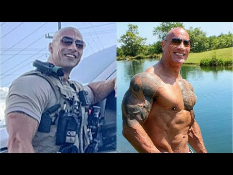 Dwayne Johnson Reacts to His Look-Alike and It's Perfect!