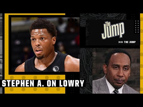 Kyle Lowry is not going to be the difference for the Heat winning – Stephen A. Smith | The Jump