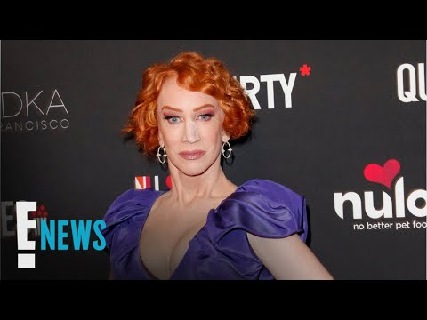 """Kathy Griffin Shares Lung Cancer Diagnosis: """"I've Never Smoked""""   E! News"""