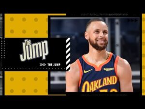 Do you expect Stephen Curry to sign an extension this offseason? | The Jump