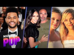 """The Weeknd's Guilt, Joe's Date & Reese's Daughter's Double-Take -""""Nightly Pop"""" 08/02/21 
