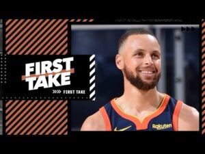 Does Steph Curry's extension mean the Warriors are a threat to win the West next year? | First Take
