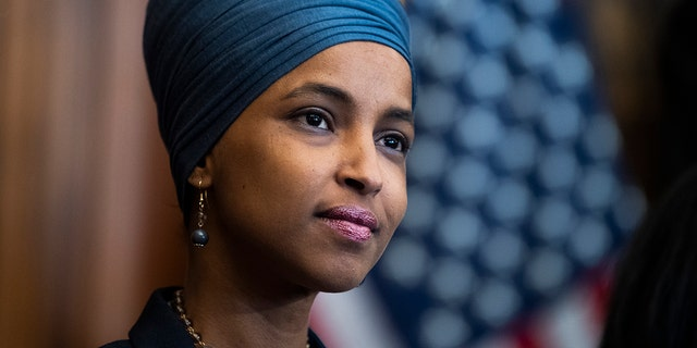 Ilhan Omar backs 'guaranteed income,' pitches bills to send $1,200 monthly checks to most Americans