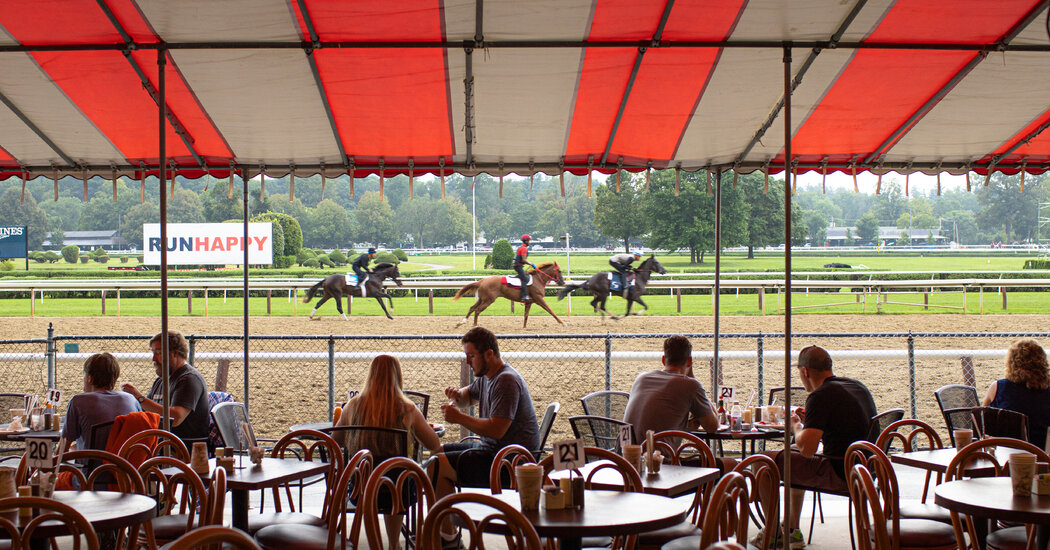In Sarasota Springs, Horse Racing's Troubles Cloud a Tradition
