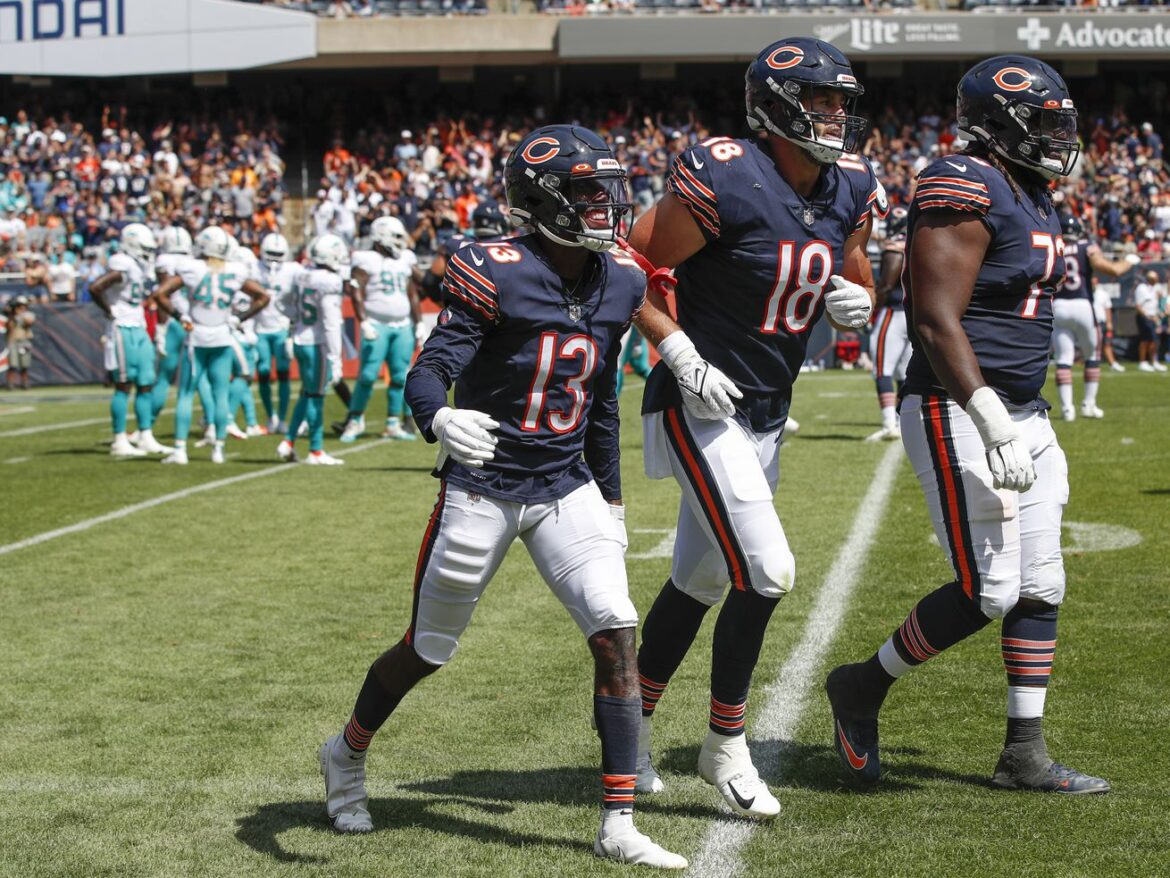 Inspired by his mother, WR Rodney Adams has chance to make Bears' roster