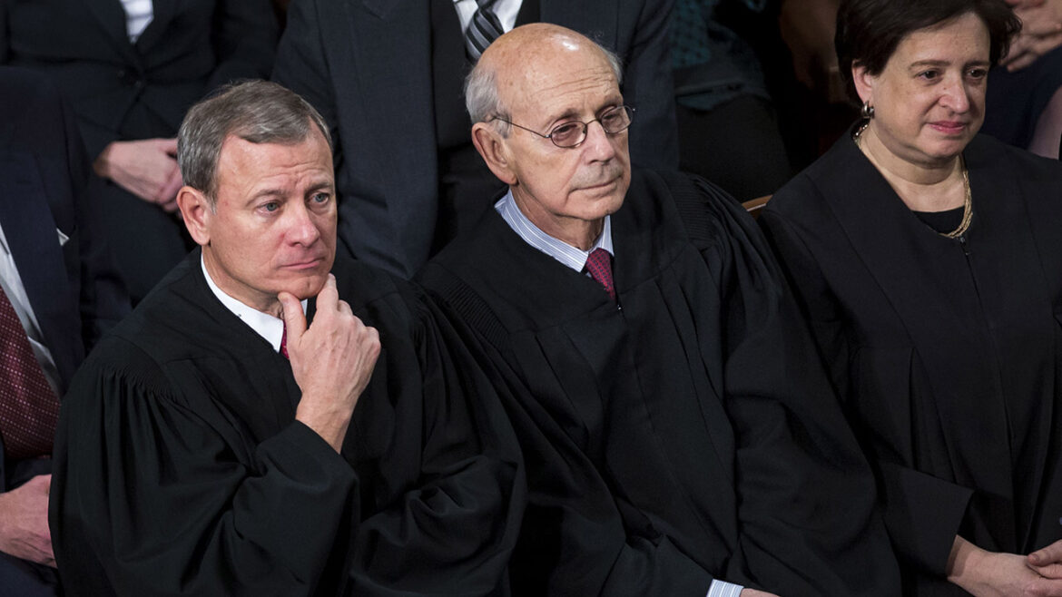 Justice Breyer rejects Maine church request to prevent new COVID-19 restrictions