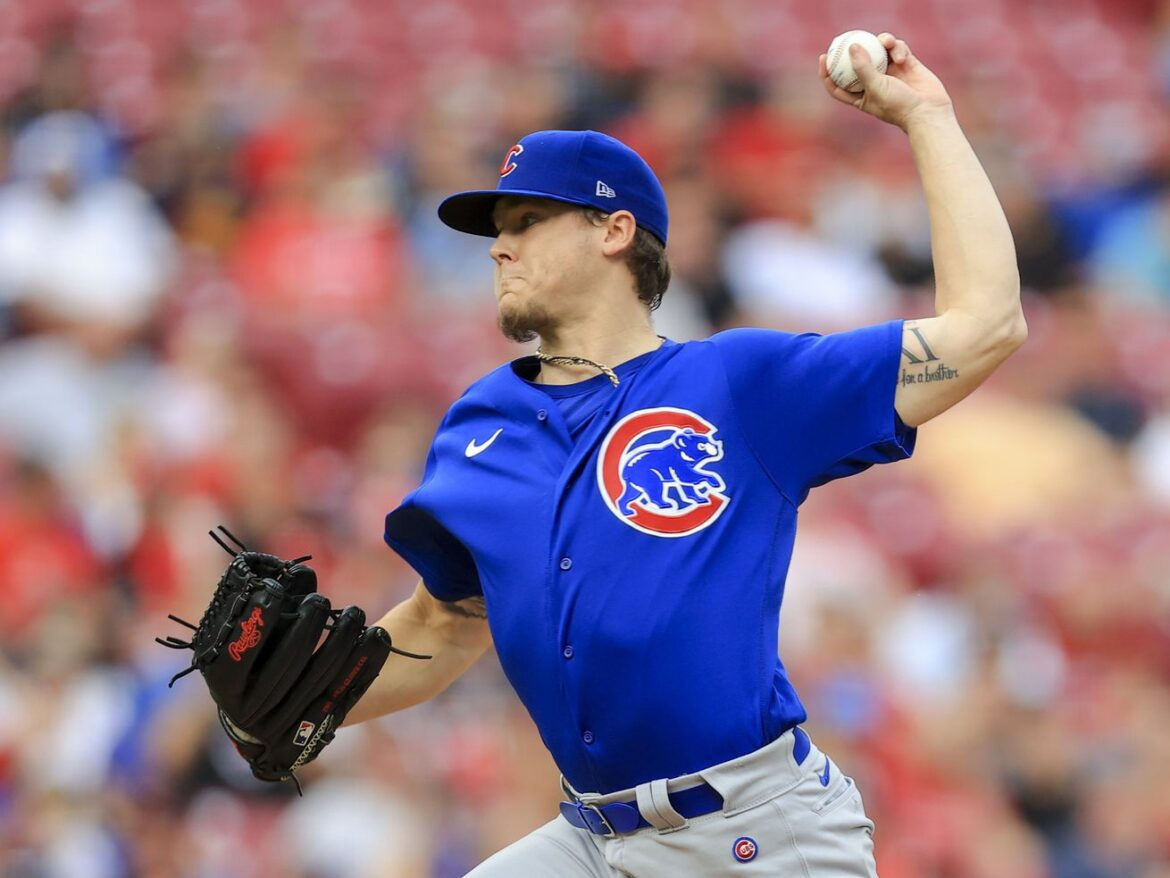 Justin Steele shows growth in 'gritty moments' in second start for Cubs