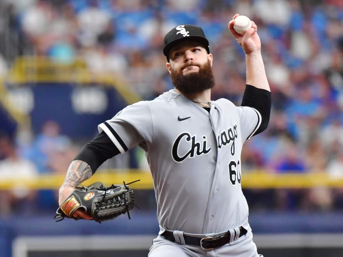 Keuchel gives up six runs, Rays even series with White Sox