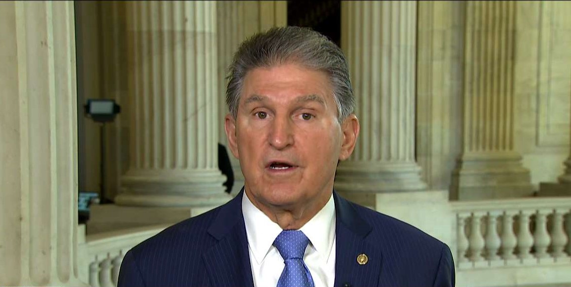 Manchin: No filibuster exception for Democrats' voting rights bill