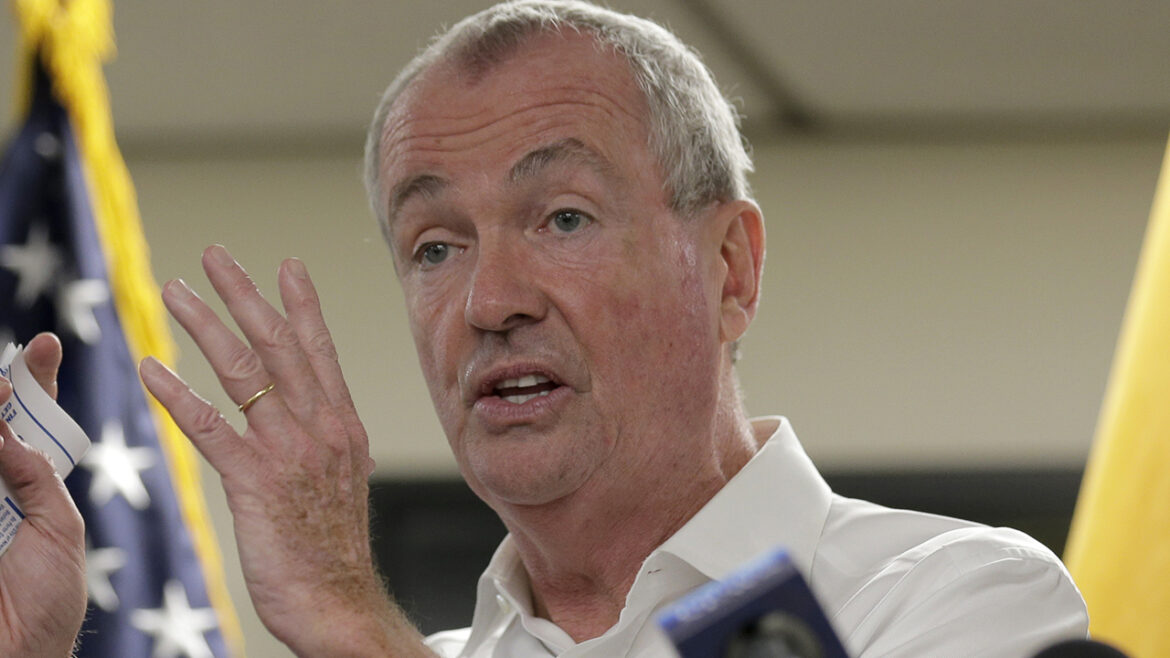 """NJ Gov. Murphy Lashes out at anti-vaccination protesters: """"You are the ultimate knuckleheads"""""""