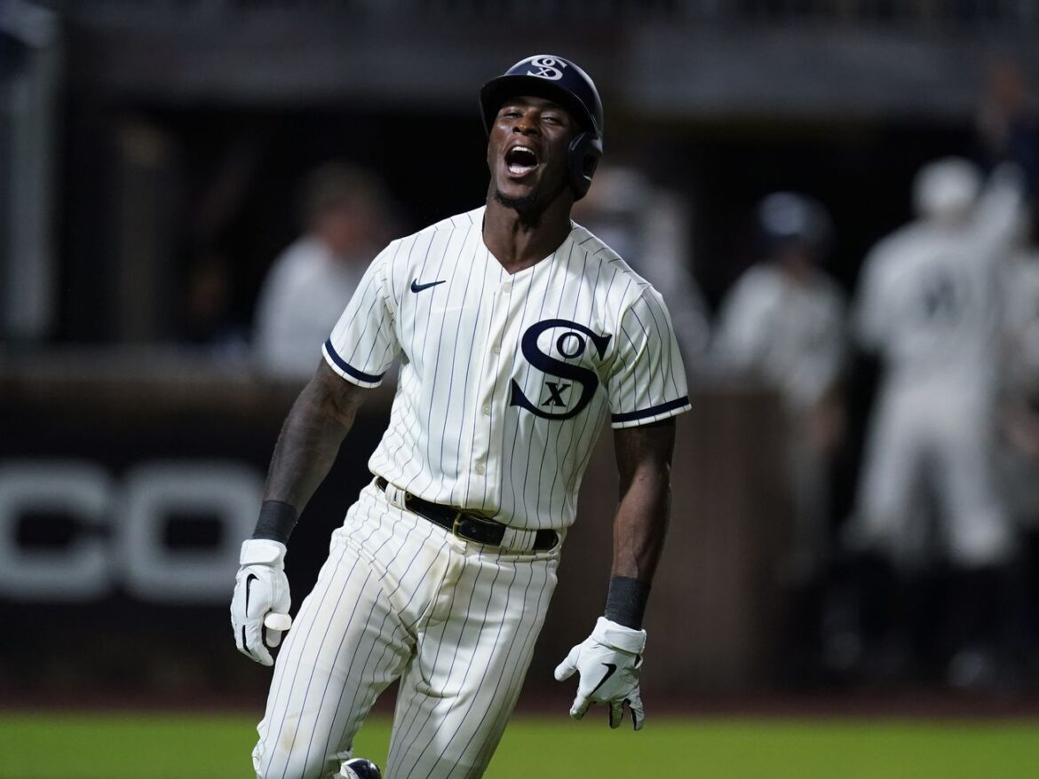No stage too big for White Sox' Tim Anderson