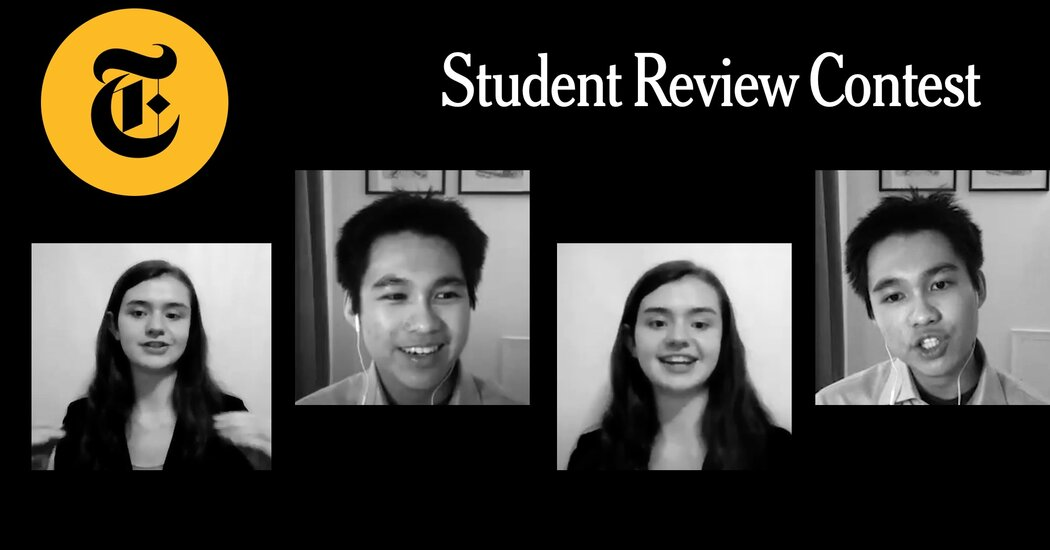 Our 7th Annual Student Review Contest
