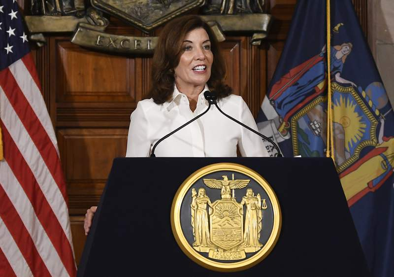 New NY governor adds 12,000 deaths to publicized COVID tally