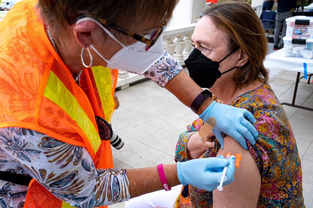 CDC: Unvaccinated  LA County residents are 29 times more likely to be hospitalized with coronavirus