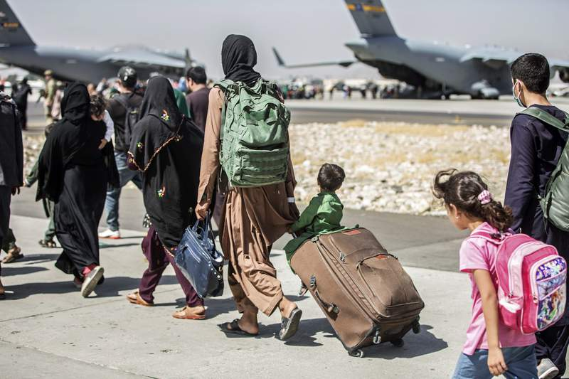 Immigrant families from San Diego area stuck in Afghanistan
