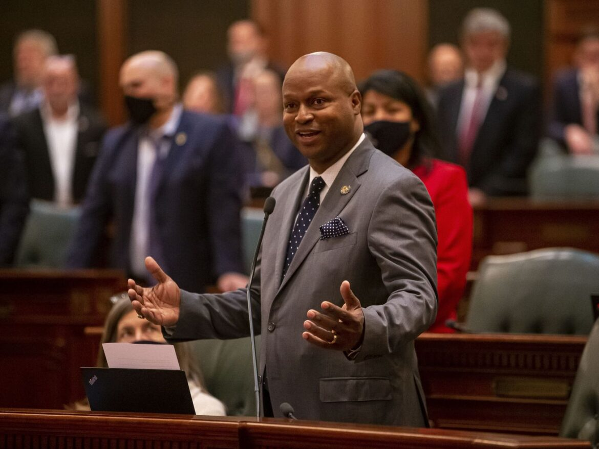 Remap reboot: Lawmakers to return to Springfield for special one-day session to 'amend' legislative maps