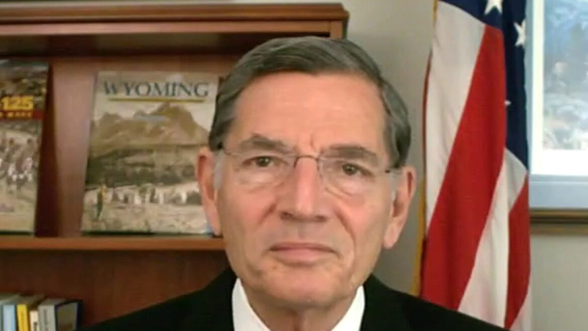 Sen. Barrasso argues spending bill price tag will be 'much higher' than what Dems admit