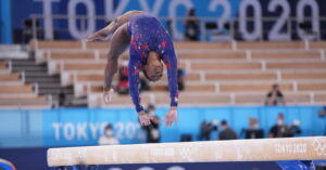 Simone Biles Plans to Compete in the Balance Beam, Her Last Possible Event in Tokyo
