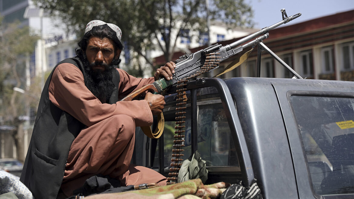 Taliban collect ammo guns from civilians after takeover: report