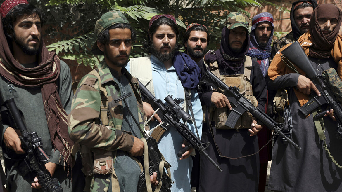Taliban says Afghanistan will be guided by Sharia law, 'no democratic system at all'