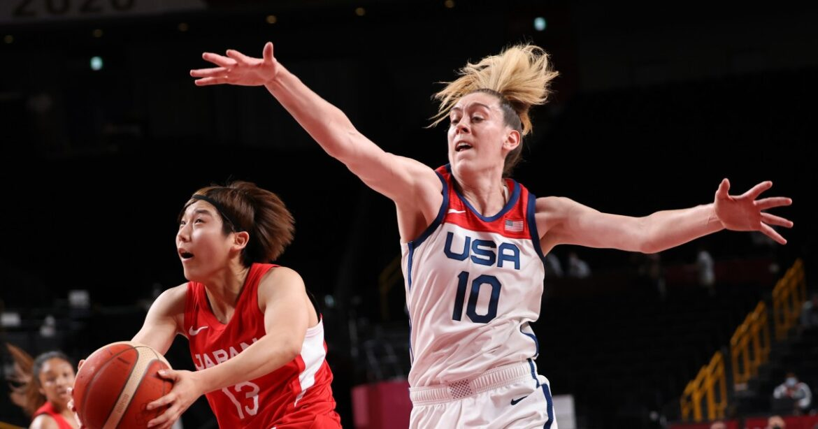 U.S. women's basketball defeats Japan for seventh consecutive Olympic gold