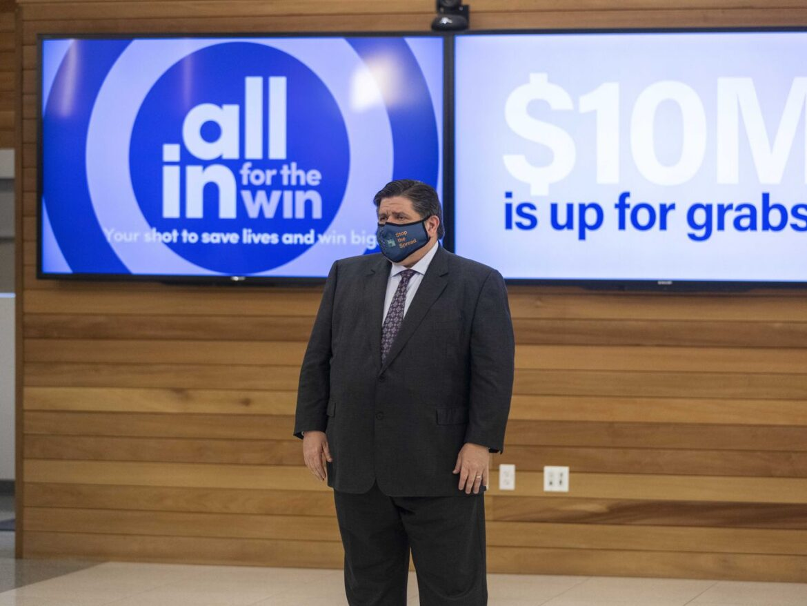 Vaxed out? Final $1 million prizes handed out, closing out 'All in for the Win' vaccine lottery