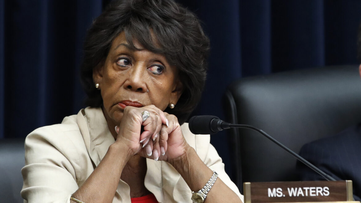 Waters urges CDC to ignore Supreme Court ruling, extend eviction ban
