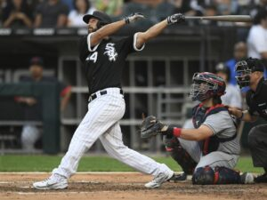 White Sox doing well with next men up