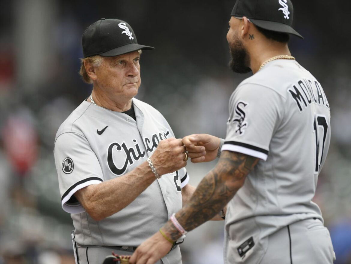 White Sox manager Tony La Russa to miss Field of Dreams game