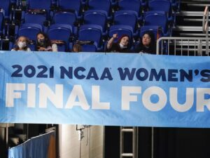 Women's sports leaders say NCAA must take action after scathing gender equity report