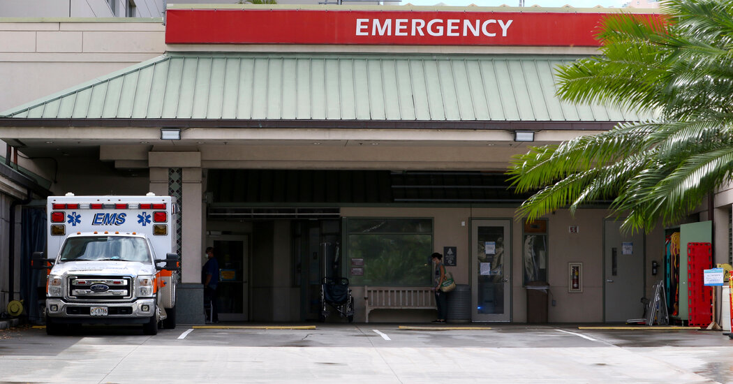 Hawaii Struggles With an Oxygen Shortage