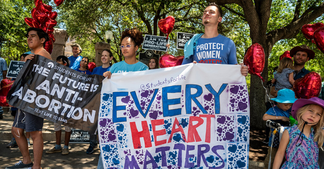How the Texas Anti-Abortion Movement Helped Enact a Near-Complete Ban
