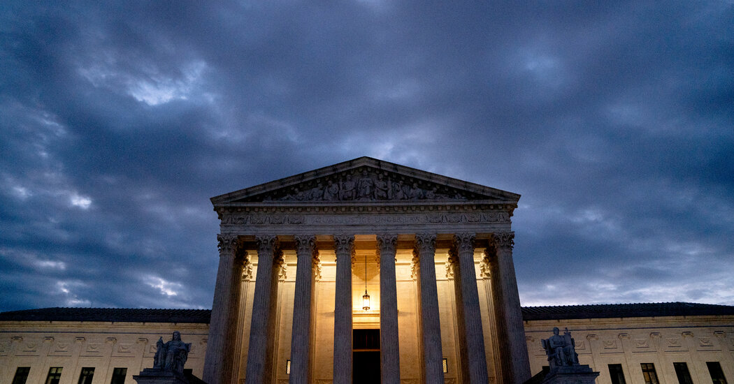 Supreme Court Will Return to Its Courtroom Next Month