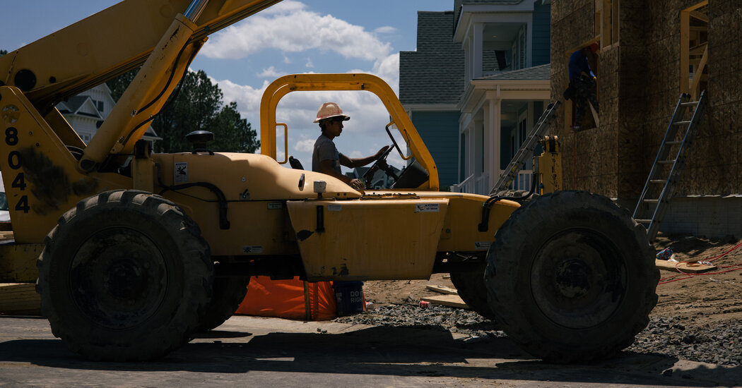 Skilled Workers Are Scarce, Posing a Challenge for Biden's Infrastructure Plan