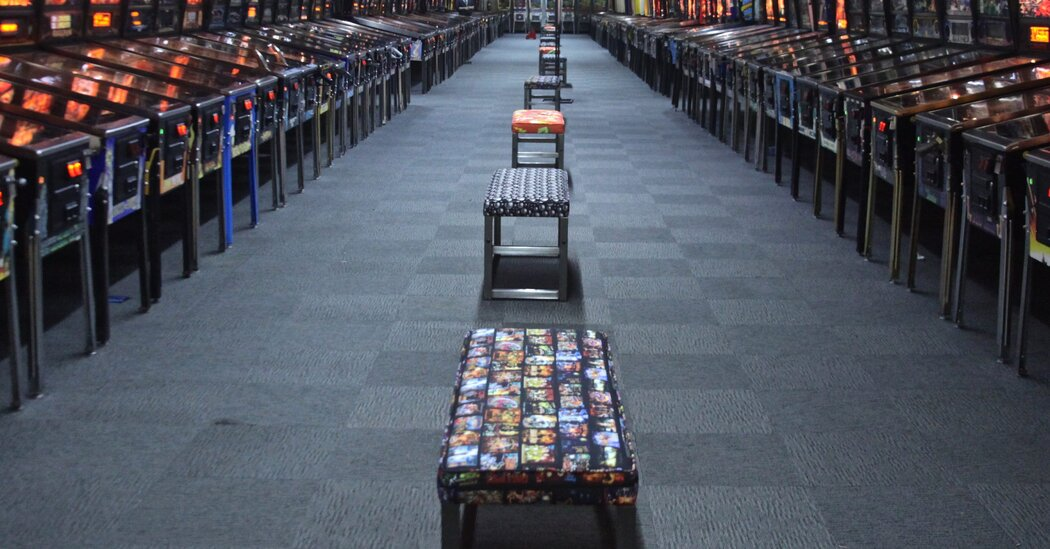 Pinball Museum Will Auction 1,700 Arcade Games After Closing Its Doors
