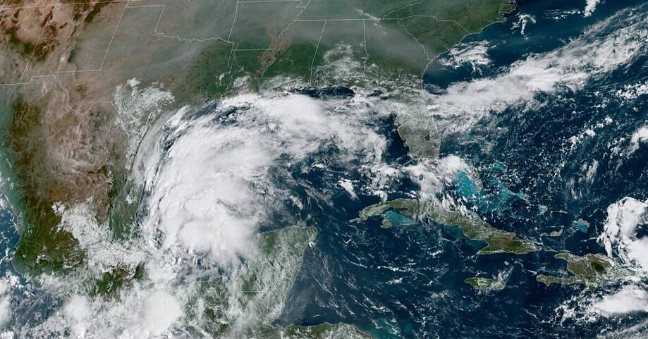 Tropical Storm Nicholas Forms and Could Bring Heavy Rain to Texas