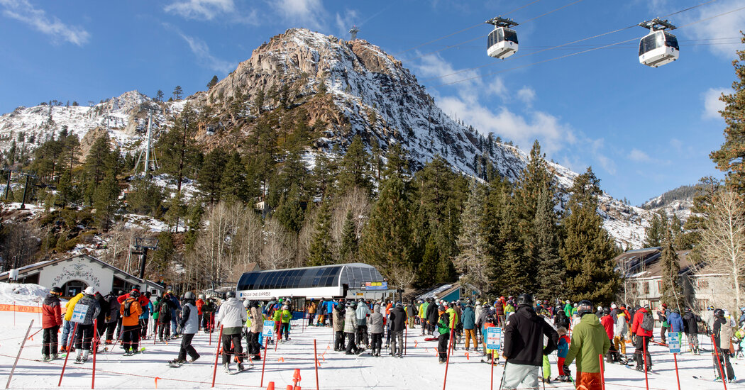 Squaw Valley Resort, Acknowledging 'Racist and Sexist' Name, Changes It