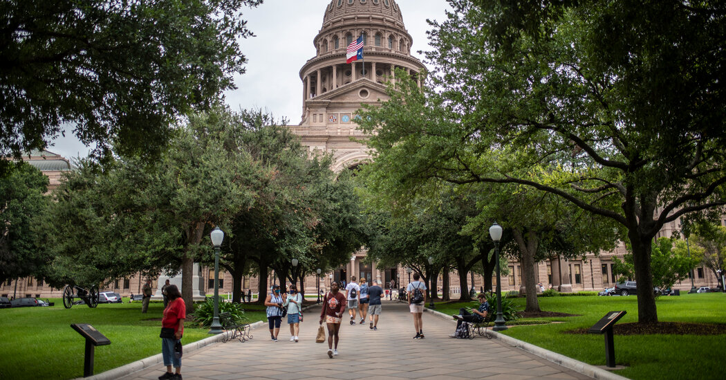 Texas Lawmakers Plan to Continue Their Rightward Shift