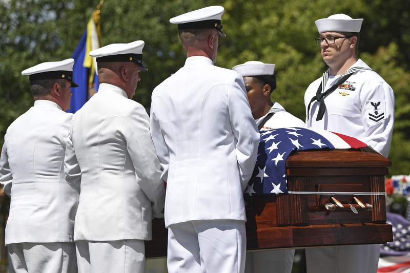 Grief comes home to US towns week after Afghanistan war ends