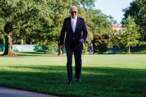 Biden pushes for action on infrastructure and broader agenda