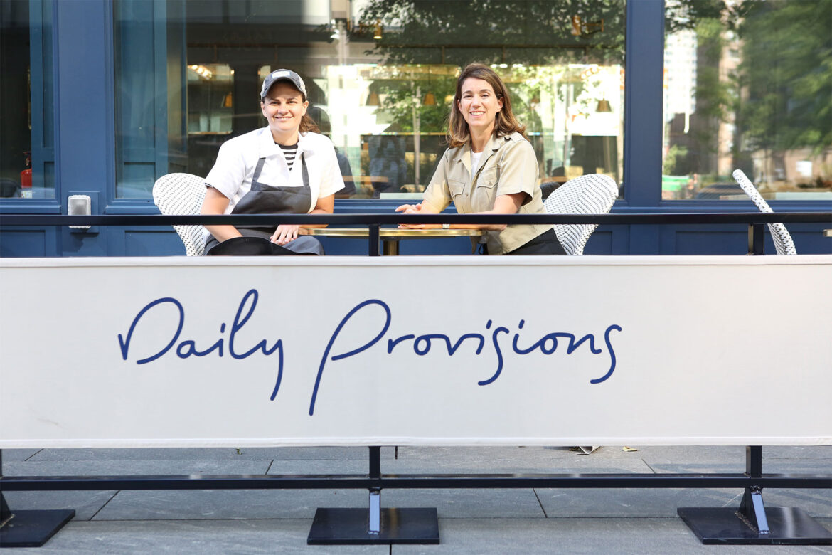 Danny Meyer's new Daily Provisions could be the next Shake Shack hit