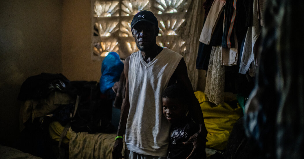 Deported by U.S., Haitians Are in Shock: 'I Don't Know This Country'