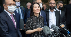 Detained Huawei Executive Speaks After U.S. Agrees to Her Release