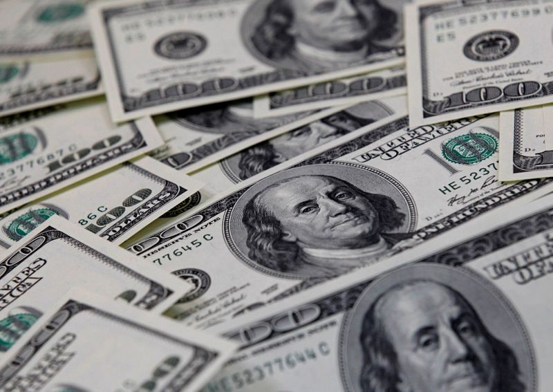 Dollar finds footing as traders await inflation data