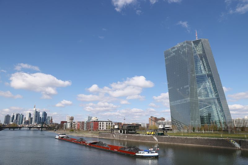 ECB dials back support but signals no end to stimulus