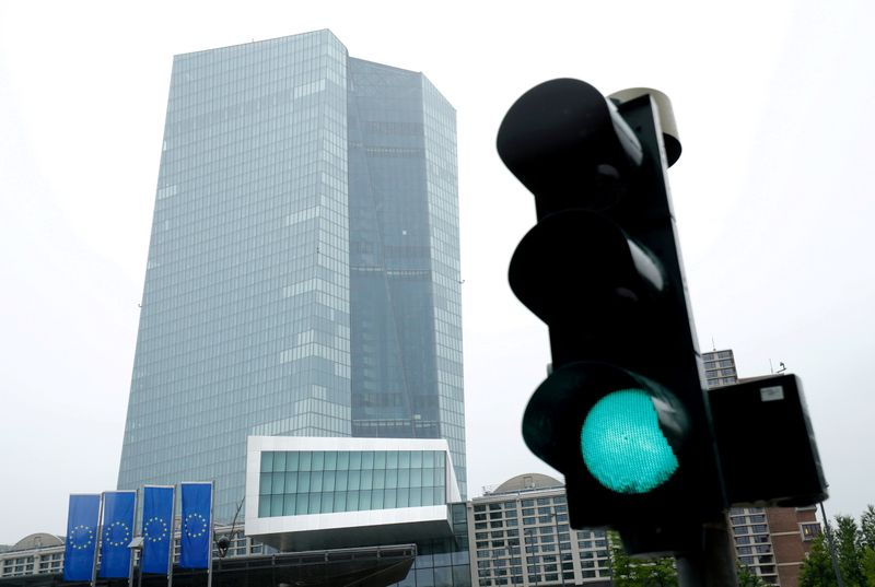 ECB policymakers acknowledge growing inflation risk