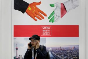 European business group calls for China to end self-reliance strategy