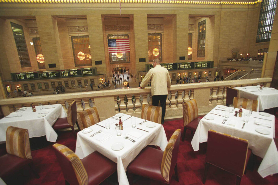 Grand Central Terminal to get a new chophouse to replace long-vacant Michael Jordan's
